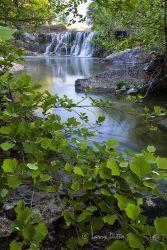 Waterfall on Block Creek