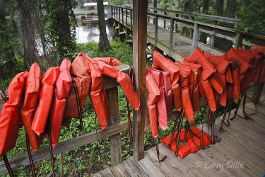 Boat rental and supplies available at Caddo Lake State Park in east Texas