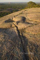Enchanted Rock Natural Area near Fredericksburg, Texas