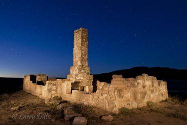 Fort_Lancaster_Night_Larry_Ditto_70K6050